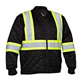 ForceField Hi Vis Safety Freezer Jacket