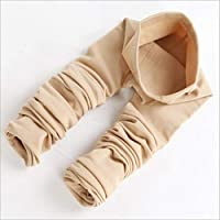 FENICAL Dames dikke warme legging herfst winter elastische dunne broek thermische stretch leggings broek (huidskleur…