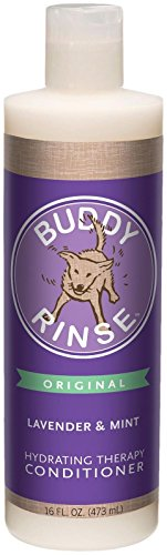 Buddy Biscuits Buddy Rinse Original Lavender & Mint Conditioner 16 fl. oz. (Cloud Star Buddy Splash)