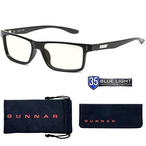New Gunnar Cruz Amber Lens Block Blue Light Onyx-Teal Eyewear