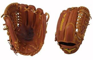 Mizuno Pro Limited Edition Series Baseball Glove 12 Inch GMP100 RHT Tan - NEW