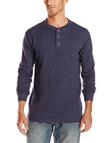 Wolverine Men's Walden Long Sleeve Henle - Waffle Knit Henley Shopping Results