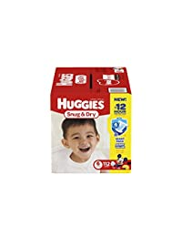 Huggies Snug & Dry Diapers, Size 6, 112 Count (Packaging May Vary) BOBEBE Online Baby Store From New York to Miami and Los Angeles