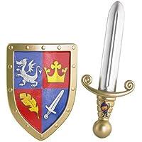 Mike el Caballero - Espada y Escudo, Figuras