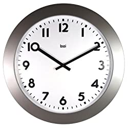 BAI Jumbo Wall Clock, Landmark