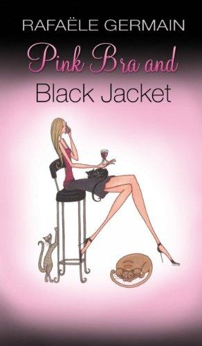 Pink Bra and Black Jacket