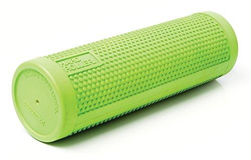 Escape Fitness USA Ultra Flex Hard Foam Roller, Green by Escape Fitness USA