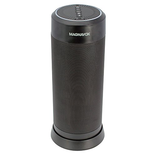 Magnavox - Interactive Amazon Alexa Voice Activated WiFi Bluetooth Wireless - Speaker Magnavox