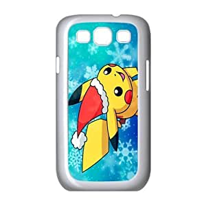 Custom Pikachu Back Cover Case for SamSung Galaxy S3 I9300 JNS3-206