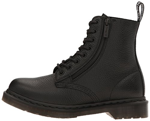 Dr-Martens-Womens-Pascal-With-Zip-Combat-Boot