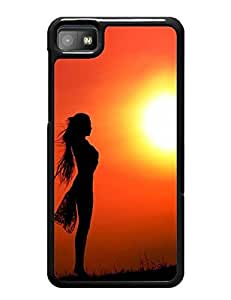 Wael alamoudi's Shop 8516214M615704482 Fashionable Image Uncommon Collection Cellphone Accessories Style 020, Snap On Case Cover for Blackberry z10