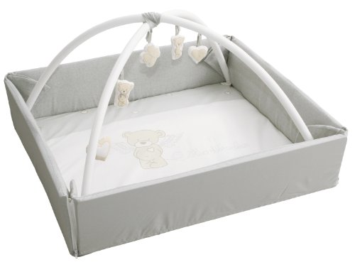Roba 75001 S111 Baby Nest with Play Arch 'Heartbreaker'