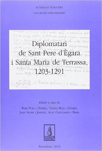 Amazon.com: Diplomatari de Sant Pere d?gara i Santa Maria ...