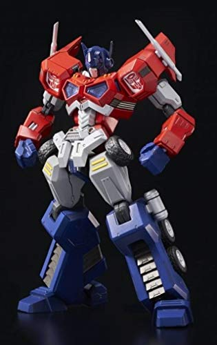 Flame Toys Furai Model 01 Optimus Prime (Attack Mode)