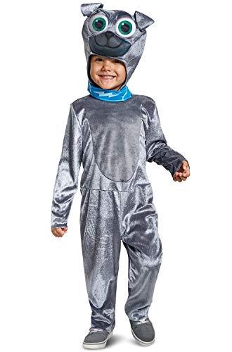 (Disguise Bingo Classic Toddler Child Costume, Gray,)
