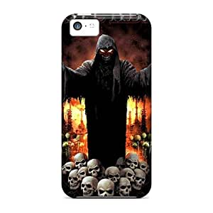High-quality Durable Protection Cases For Iphone 5c(disturbed)