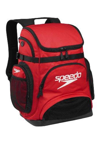 Speedo Team Medium Pro Backpack, Red from Speedo