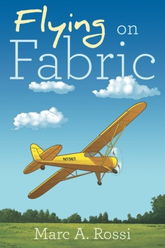 Aerobatic Biplane - Flying on Fabric