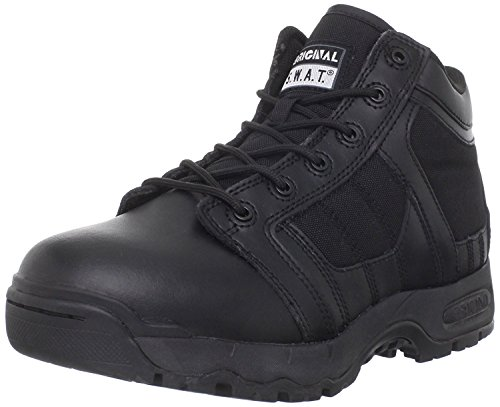 Original S.W.A.T. Men's Metro Air 5 Inch Side Zip Tactical Boot,Black,10 M US by Original S.W.A.T.
