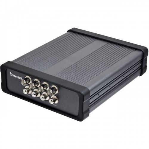 (Vivotek VS8401 H.264 SD/SDHC Card Rack Mount DesignVideo Server)