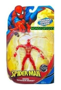 Spiderman Classic Heroes Iron (Spider Man Symbiote Suit)