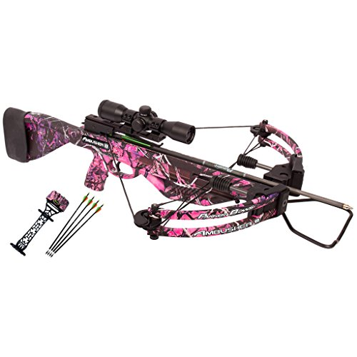 PRK X311-MR Pink Ambusher Multi-Reticle Crossbows, Not Ap...