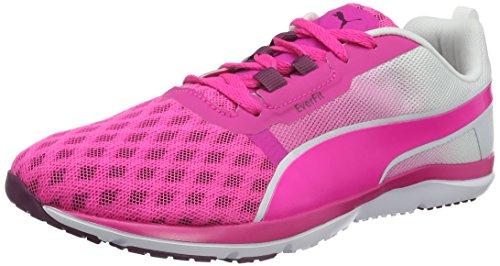 Puma Pulse Flex Xt Ft - Zapatillas de deporte Mujer Rosa - Pink (Pink Glo-puma White 02)