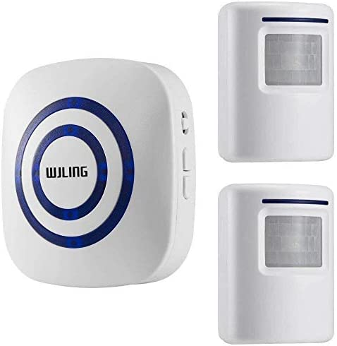 WJLING Wireless Security Driveway Receiver product image