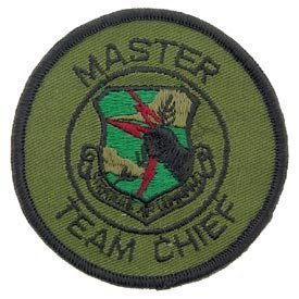 Round Team Logo Patch - 8