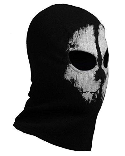 SUAVO Ghosts Logan Last Mission Balaclava Full Face Skull Mask Model: