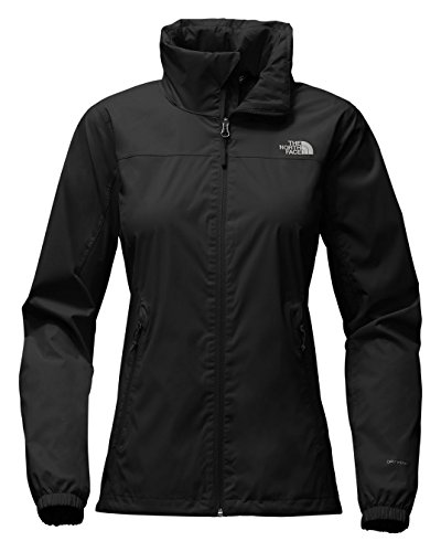 The North Face Women's Resolve Plus Jacket TNF Black S (North Face Resolve Jacket Womens)