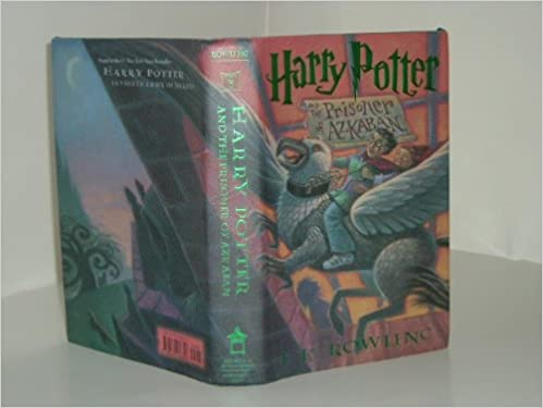 Harry Potter And The Prisoner Of Azkaban First Edition Amazon Com