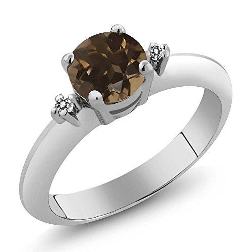0.82 Ct Radiant Diamond - 6