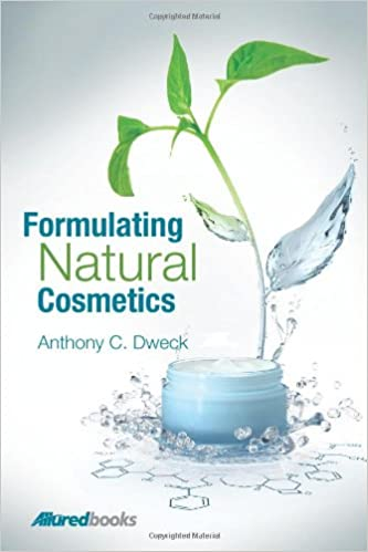 Amazon Com Formulating Natural Cosmetics 9781932633757 Anthony C