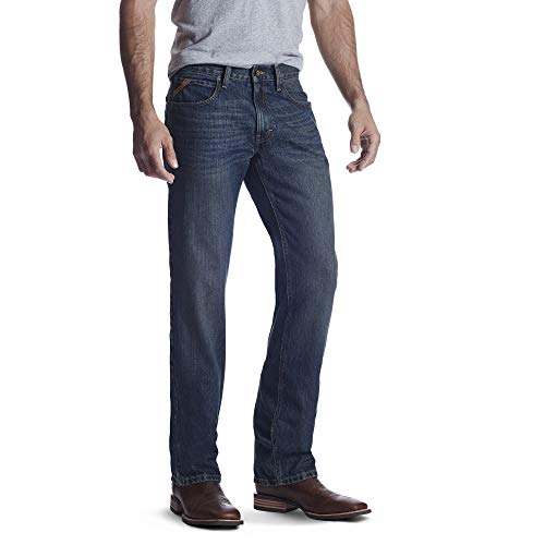 - ARIAT Men's M5 Slim Swagger Stackable Straight Leg Size 32W X 30L