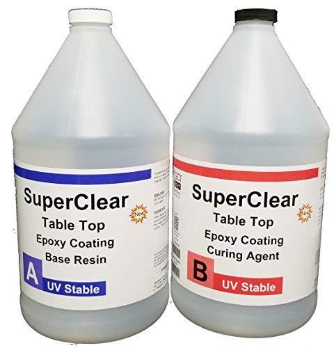 SuperClear Epoxy 2 Gallon