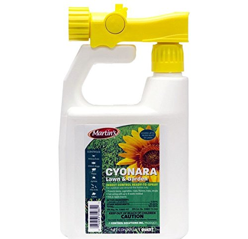 Cyonara Rts Lawn Yard Garden Spray Ticks Fleas Grubs Fire...