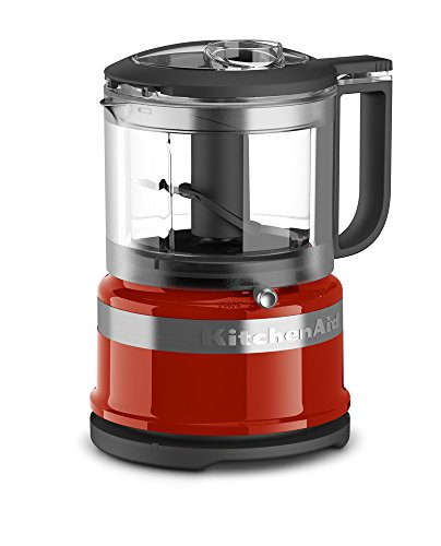 Hot Choppers - KitchenAid KFC3516HT 3.5 Cup Food Chopper, Hot Sauce