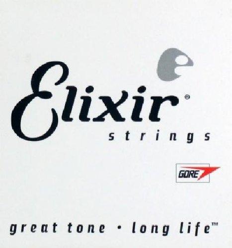 - ELIXIR 13365 POLYWEB COATED SINGLE .065 ELECTRIC BASS STRING 4PK