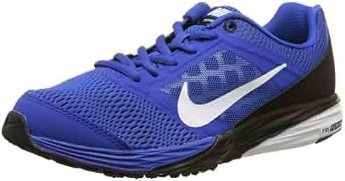 meet a3901 e3a96 Nike Boys  Tri Fusion Run  Sneakers EUR 4.5Y Black with Blue