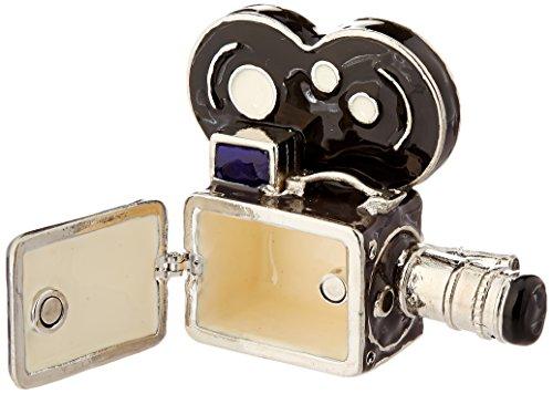 Lights Camera Action Wall Decor : Objet-dart-Release-No234-Lights-Camera-Action-Film-Camera-Handmade-Jeweled-Metal-Trinket-Box ...