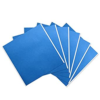 Cinta adhesiva azul para impresora 3D, 6 unidades: Amazon.es ...