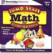 Jumpstart Math for Kindergartners