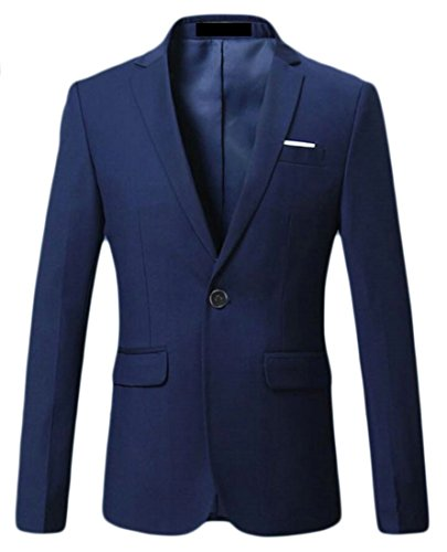 army dress blue dinner jacket - 1