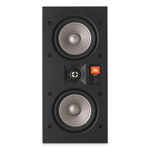 JBL Surround In-Wall Center Home Speaker, Set of 1, (2 55IW) by JBL
