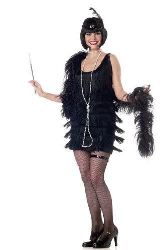 California Costumes Women's Fashion Flapper -