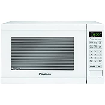Panasonic Countertop Microwave with Inverter Technology, 1.2 cu. ft., White