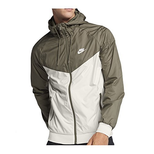 Olive Track Jacket - 1