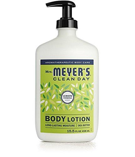 Lemon Verbena Scent - Mrs. Meyer's Body Lotion Lemon Verbena, 15.5 OZ