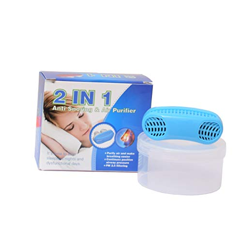 2 in 1 Anti Snoring&Air Purifier Comfortable Sleep to Prevent snoring air Purifying Respirator